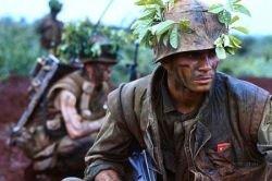 Шокирующие фото вьетнамской войны (фото)
