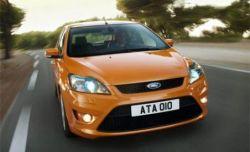 Ford выпустит «заряженную» версию Focus RS