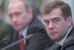 Политологи о плане Дмитрия Медведева сделать Владимира Путина премьер-министром