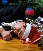Как пить и как избавиться от похмелья на Новый год