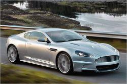 Джеймс Бонд останется верен суперкару Aston Martin DBS