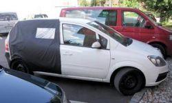 Opel Meriva получил задние двери, открывающиеся против хода
