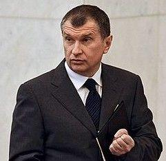 Игорь Сечин вышел в информационное поле второй раз за восемь лет работы в Кремле