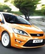 Летом 2008 года до России доедет обновленный Ford Focus ST