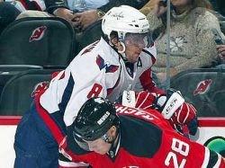 Илья Ковальчук и Александр Овечкин забросили очередные шайбы в НХЛ
