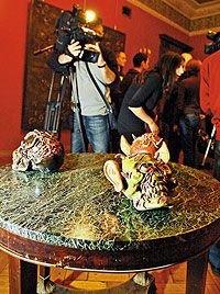 В Москву привезли произведения признанных мастеров «отвратного искусства» Джейка и Диноса Чепменов