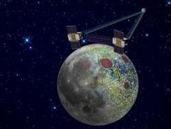 Новость на Newsland: Ученые NASA разгадали загадку гравитации Луны
