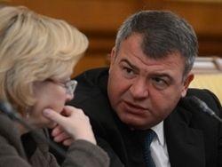 Новость на Newsland: СП: Сердюков платил Васильевой и замам миллионные премии