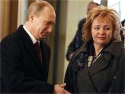 Новость на Newsland: Путин говорит, что никогда не венчался