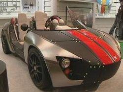Новость на Newsland: Тoyota показала детский электромобиль-конструктор