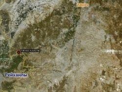 Турецкие войска вторглись на территорию Сирии