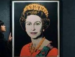 Британцу предъявлено обвинение в порче портрета Елизаветы