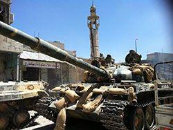 Новость на Newsland: Более 70 сирийских офицеров дезертировали в Турцию
