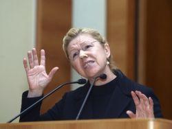 Депутат Мизулина всё-таки не против орального секса