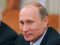 Путин: рождаемость в России стала самой высокой за 19 лет