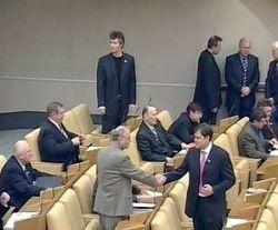 От своих мандатов откажутся более 100 избранных депутатов Госдумы