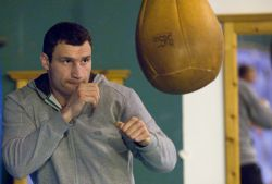 Виталий Кличко: А кто такой Николай Валуев?