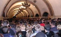 Есть такая профессия: в час-пик людей трамбовать. Скоро в Москве!