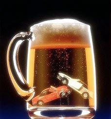 Пьяных водителей накажут работами по погребению алкоголиков