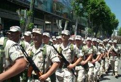 Армия Грузии перейдет на западное вооружение