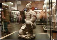 Крупнейшая художественная афера десятилетия: терракотовые воины - подделка