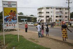 Африканская клиника реабилитации для жертв насилия (фото)