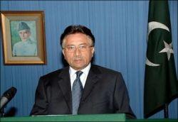 Пакистанские СМИ сообщили о предотвращении убийства президента страны Первеза Мушаррафа