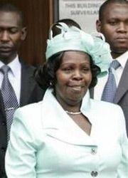 Первая леди Кении ударила правительственного служащего во время празднования Дня независимости страны