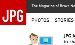 Журнал, создаваемый читателями - JPGmag.com