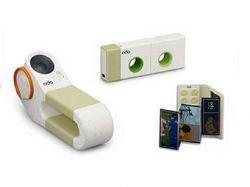 Sony показала заводную цифровую фотокамеру