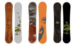 Эксклюзивные дизайнерские доски от компании Arbor (фото)