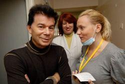 Олег Газманов страдает под гнетом клеветы