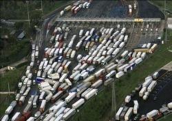 Транспортные пробки по-итальянски (фото)