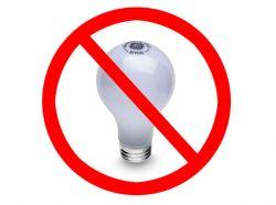 Ирландия запретила лампы накаливания