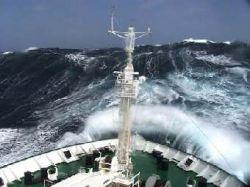"""Ученые создали оптическую модель океанских \""""волн-убийц\"""""""