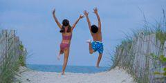 Пляжи Израиля станут бесплатными для детей