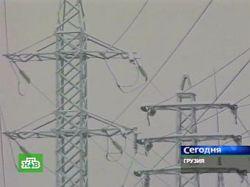 Авария на ЛЭП оставила восточную Грузию без электричества