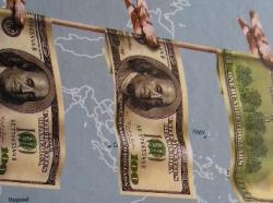 """Внутри России ежегодно \""""отмывается\"""" до 27% ВВП"""