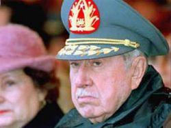 Родственникам Аугусто Пиночета в Чили отказали в наследстве