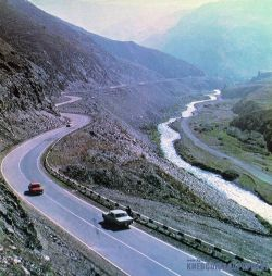 Временно закрыта Транскавказская магистраль