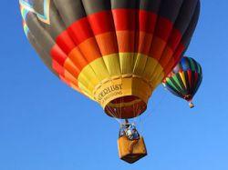 В Мавритании упали воздушные шары с туристами