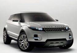 В новом концепт-каре Land Rover была обнаружена интеграция с iPhone