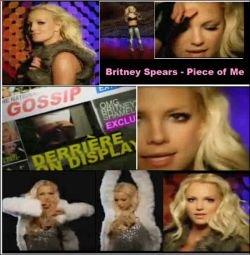 """В интернете появился новый клип Бритни Спирс (Britney Spears) \""""Piece of Me\"""" (видео)"""
