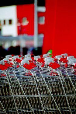 Больше всего воруют в магазинах стран Балтии