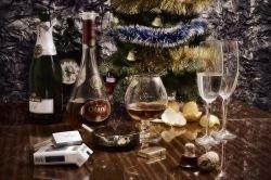 В Новый Год россияне выпивают 45% всего потребляемого шампанского