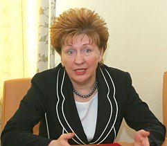 Галина Карелова уволена с должности председателя Фонда социального страхования РФ