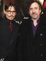 К рождеству в прокате появится новая работа Тима Бертона и Джонни Деппа  «Суини Тодд: кровавый брадобрей с Флит-стрит»