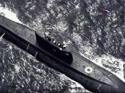 "Самая секретная подлодка Б-90 \""Саров\"", вышла из цеха"