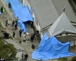 Расстрелявший спортсменов японец покончил с собой в церкви