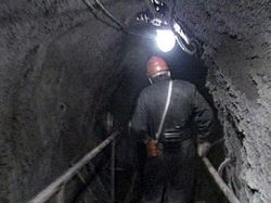 """На украинской шахте \""""Краснолиманская\"""" обнаружена угроза взрыва"""